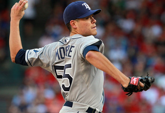 "Tampa has another potential ""ace"" in 22 year old lefty Matt Moore."
