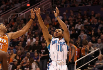 Eric Gordon is the new building block for the Hornets' franchise.