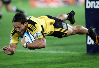 The devastating Hosea Gear will ply his trade with the Highlanders this year.