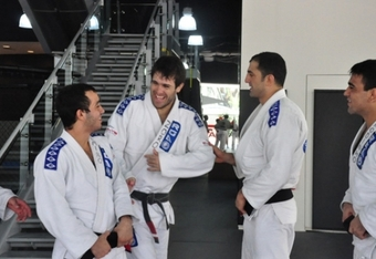 4 of the 10 BJJ black belts who will be helping Butler at Evolve MMA