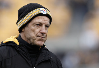Steelers defensive coordinator Dick LeBeau will turn 75 this year.