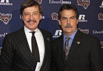 Stank Kroenke and Jeff Fisher