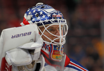 Martin Biron is 9-2-0 this season, and providing much-needed rest when necessary to Henrik Lundqvist.