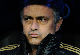 Like Arsene Wenger, Jose Mourinho is said also to be under fire at Real Madrid.