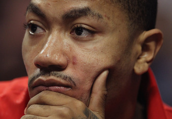Rose missed four games recently after re-aggravating his left toe in a Jan. 10 game against Minnesota.