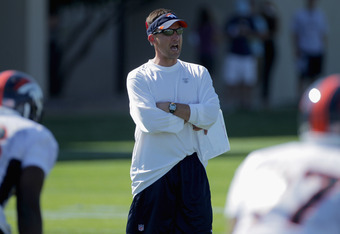 McKenzie hinted earlier in the week that he wanted Dennis Allen as the Raiders' new head coach.
