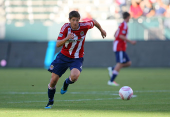 Can Andrew Boyens fill in Omar Gonzalez's big shoes at center-back?