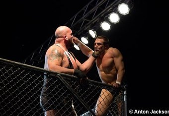 Can Daniel Bryan escape the cage with the World Heavyweight Championship?
