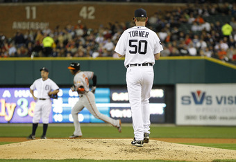 Jacob Turner could play his first full season in the MLB in 2012