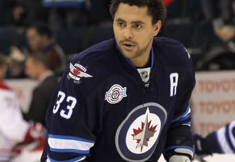 Jets defensemen Dustin Byfuglien expected to make his return to the lineup sometime this week.