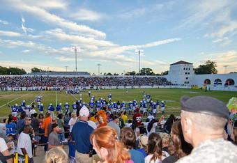 Doughboy Stadium at Ft. Benning (Courtesy US Army)