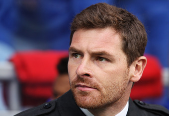 Andre Villas-Boas Very Close to Getting Sacked