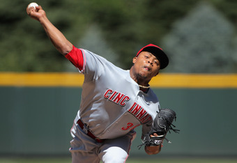 Volquez will try very hard (I'm sure) to not suck in San Diego.