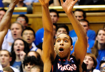 Malcolm Brogdon was one of five Cavaliers in double figures.