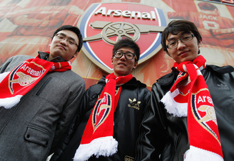Arsenal is our pride.