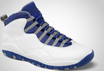 Breaking Down New Air Jordan 10 Retro