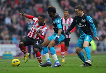 Sunderland were a hard nut to crack.