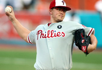 At one point, the Phillies had a 14 game win streak in Worley's starts