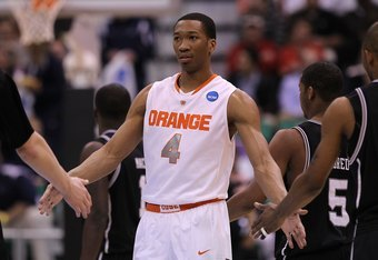 After failing to carry Iowa State on his back, Johnson disguised himself as a potential lottery pick at Syracuse.
