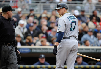 2012 will be a big year for Smoak's development.