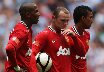 Ashley Young and Nani can fill the void left by the injury to Antonio Valencia.