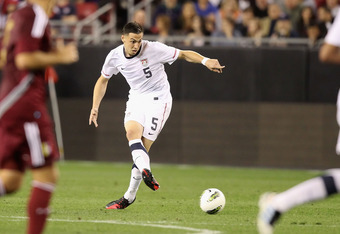 Geoff Cameron was called into USMNT camp by Jurgen Klinsmann this winter and put in an impressive performance against Venezuela in a friendly match on Jan. 21.