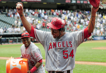Demmitt and the Angels won Baseball IQ, thanks in part to Ervin Santa's no-hitter against the Cleveland Indians on July 27, 2011