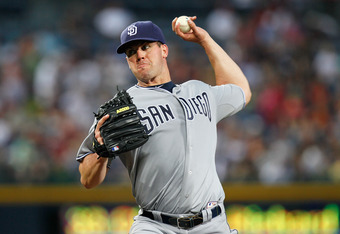 Clayton Richard will look to bounce back from an injury-shortened 2011 season.