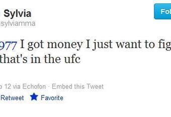 Sylvia on Twitter