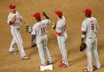 Victorino, Rollins, Utley and Howard can't swing like it's 2007 anymore