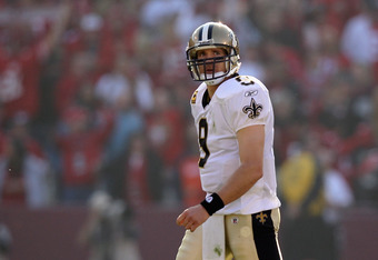 Brees reportedly declined an offer to become the leagues highest paid player at the start of the 2011 season