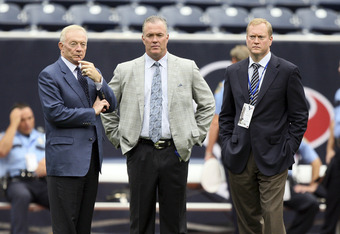 Does Stephen have a different philosophy for the Cowboys than Jerry?
