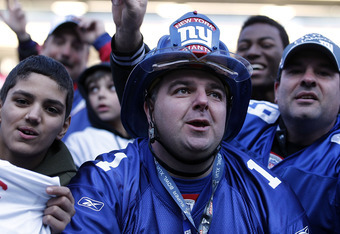 Giants fans can be found in Florida just as easily (if not more so) than Manhattan.