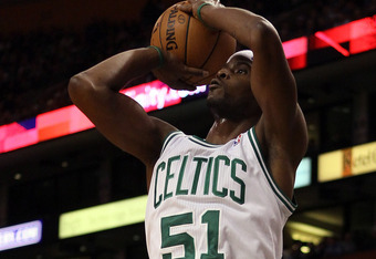 Keyon Dooling has been shooting poorly of late - .244 from the floor, including .200 from behind the arc.