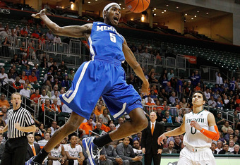 Memphis is led by sophomore star Will Barton