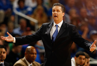Regardless of the outcome of the SEC Championship game, Kentucky should be the overall No. 1 seed in the 2012 NCAA tournament.