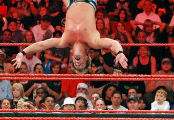 Chris Jericho: Still turning the WWE upside-down