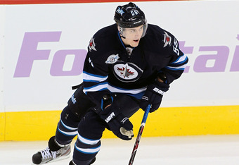 Mark Scheifele in the NHL
