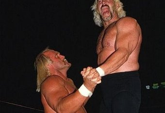 """Ventura wrote that for Hogan """"to pretend to be friends with [the locker room] while going behind our backs and telling Vince everything we said, and to ultimately stop us from unionizing, which would have made life better in countless ways for all of us, is pretty sad."""""""