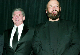 Though McMahon and Ventura have had a tempestuous business relationship over the years, the Body has been welcomed back to referee SummerSlam, host Raw, and be inducted into the WWE Hall of Fame.