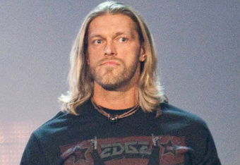 The storied career of Edge, famous for high-risk moves, came to an abrupt end in 2011 when doctors said he could no longer safely compete.