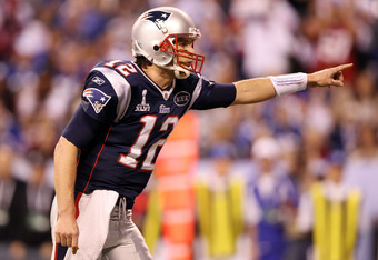 Give me one good reason why Tom Brady should ever come off the field, and I'll give you 10 more why he shouldn't.