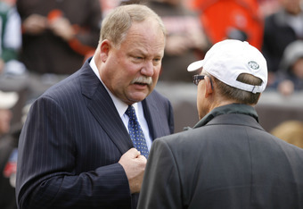 The fate of the entire top-10 lies in Mike Holmgren's hands.