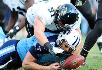 Paul Posluszny's contributions to the Jacksonville Jaguars only netted the Buffalo Bills a seventh-round pick for his loss.