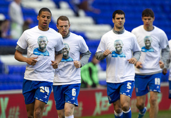 The rest of the football world has been united in its support of Muamba.