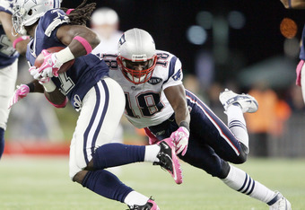 The Patriots have to do better at safety in 2012.