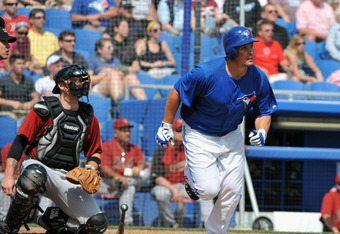 Travis Snider won't start off the 2012 season in the majors, but his day will come soon enough.
