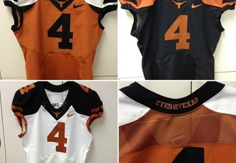 check out 01f11 b8495 Texas Longhorns' New Nike Practice Jerseys Are Surprisingly ...