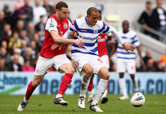 Two errors by Thomas Vermaelen gave QPR their victory.