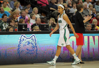 Diggins isn't alone in unfinished business for the Lady Irish.